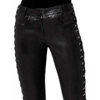 Leather Unisex Pant